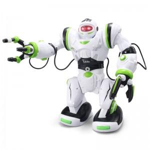 Робот на радиоуправлении 28091 Бело-зелёный
