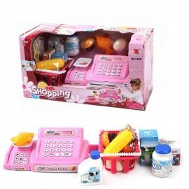 Кассовый аппарат 888 (Розовый)