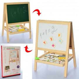 Деревянная игрушка Мольберт MD 2118
